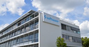 Gebäude der Software AG in Darmstadt