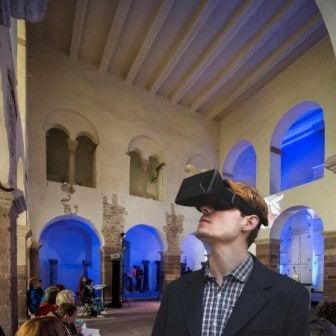 Welterbe Westwerk Corvey · Animation für VR-Brillen im Johannischor