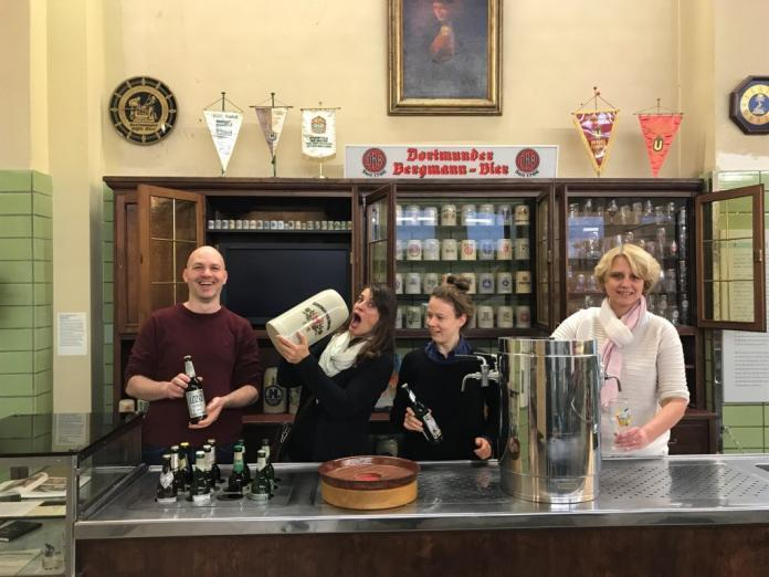 Tourismus NRW setzt virtuelle Schnitzeljagd für Multiplikatoren zum Thema Bier um