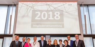 Matthias Schultze zog anlässlich der Mitgliederversammlung eine Bilanz des vergangenen Jahres und stellte die künftigen Ziele des GCB vor.