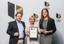 """Technologieverband wurde für die Einreichung """"VDE Markenrelaunch"""" in der Kategorie Brand Design mit dem Titel Special Mention ausgezeichnet"""
