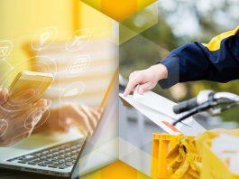Deutsche Post: Werbebriefe aus Online-Marketing-Systemen versenden.