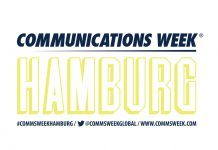 Katja Suding und Lars Haider bei der Communications Week® Hamburg