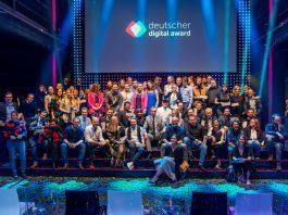 Einreichungsphase des Deutschen Digital Award beginnt am 3. Dezember