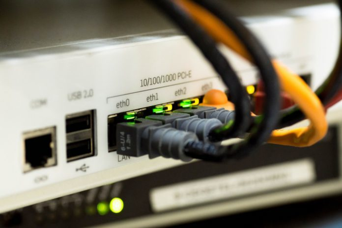 100 MBit/s im Netz