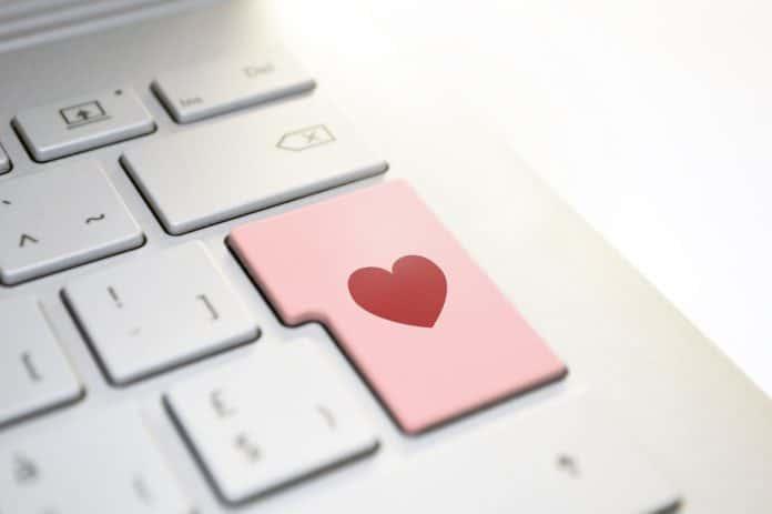 Liebe im Internet