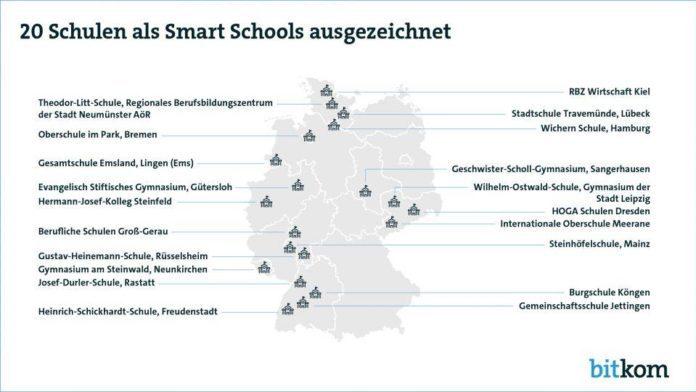 deutsche Schulen digital abgehängt