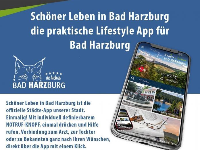 Der ultimative Info-Ratgeber für Bad Harzburg: App vorgestellt
